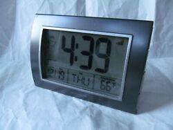 Acurite Home Office Desk Bedroom Digital Alarm Clock