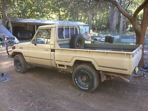 Landcruiser 4x4 ute Pambula Bega Valley Preview