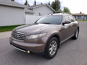 2008 INFINITI FX35 AWD *LOW KMS*