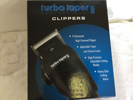 Wanted: Hairdressing - Turbo Taper Professional Hair Clippers