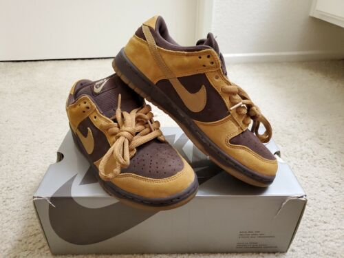 Nike Dunk Low Pro SB Brown Pack  2003 Rare Size 8.5 Travis