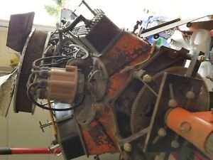 283 Chevy Engine
