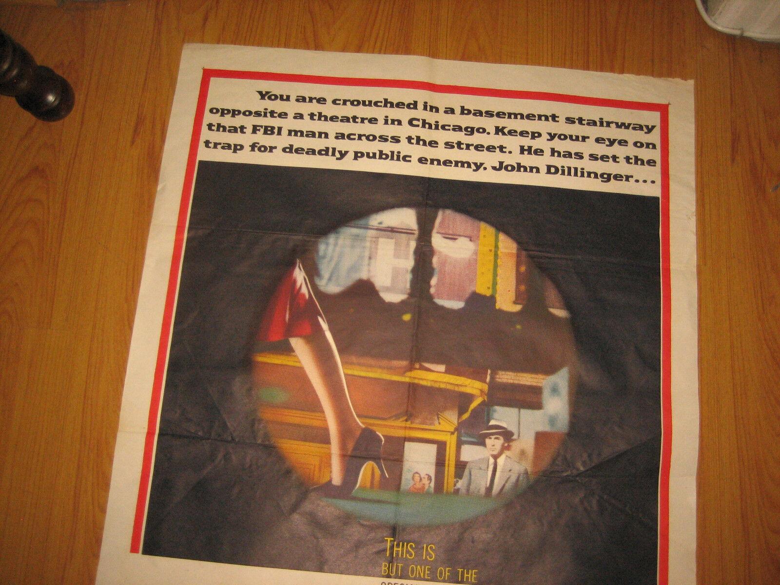 The FBI Story Original 1sh Movie Poster  - $96.99