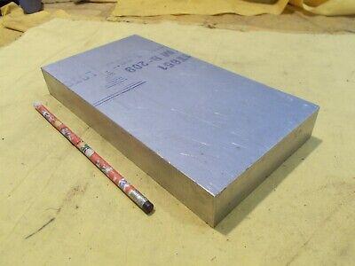 6061 Aluminum Flat Stock Tool Die Bar Sheet Plate 1 14 X 5 X 9 58