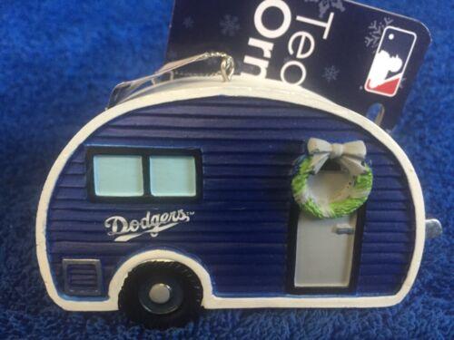 BLOWOUT SALE!! Dodgers Trailer Camper Christmas Ornament New