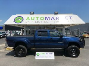 2006 Toyota Tacoma CREW Cab EMU LIFT! LONG BOX AUTO
