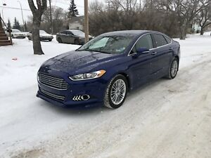 2015 Ford Fusion AWD