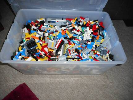 Lego Bulk lot1
