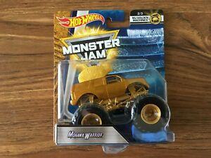 Hot Wheels Monster Jam Treasure Hunt