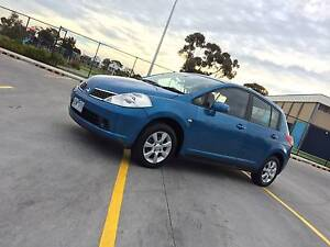 2006 Nissan Tiida 5Dr Hatchback - With rego and RWC Footscray Maribyrnong Area Preview