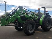 Deutz Fahr Agrolux 410 Tractor and Loader Cowaramup Margaret River Area Preview