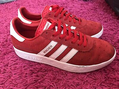 Adidas Munchen Trainers Size 8