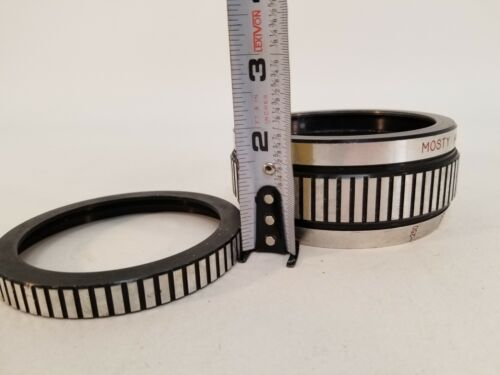 Vintage Anamorphic Adapter SA No. 75236 Movie Theater Projector Japan