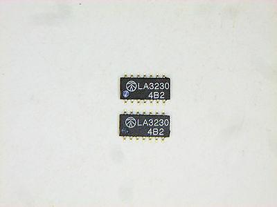 La3230 Original Sanyo 14p Smd Ic 2 Pcs