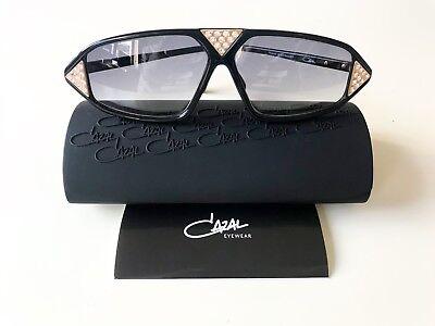 571c599a0f92 vintage CAZAL 199 col 619 black gold rare sunglasses NOS W.Germany  rhinestones