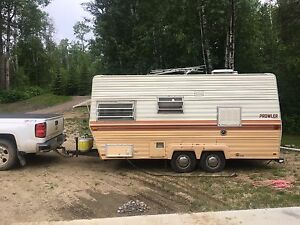 1974 Prowler Travel Trailer