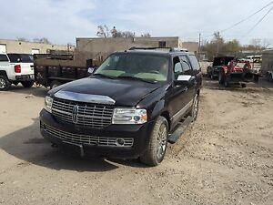 2007 Lincoln navigator as is 2500