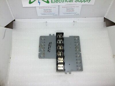 Fpe Federal Pacific Electric Breaker Panel Guts 1216 Space