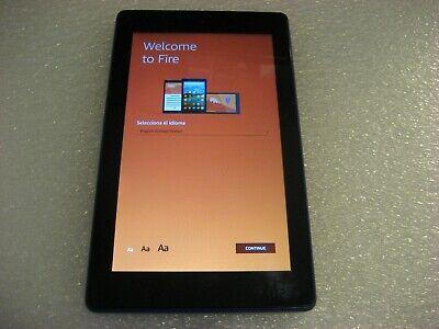 """Amazon Kindle Fire 7 (7th Generation), 16GB, Wi-Fi, 7"""", Blue, SR043KL"""