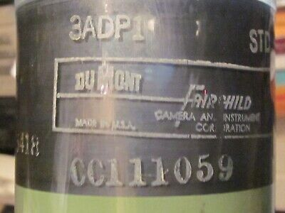 Oscilloscope Crt Tube Dumont Fairchild 3 Ad-p1 New Old Stock No Documentation