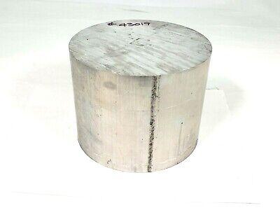 7.00 Diameter Aluminum 6061 Round Rod 3.55 Long T6511 Solid Lathe Bar Stock