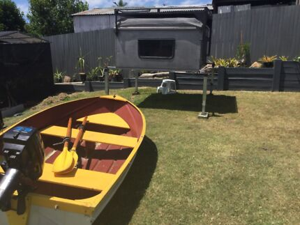 Slide on Camper and boat. Churchill Ipswich City Preview
