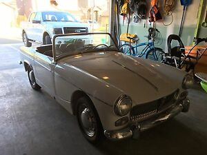 1961 MG Midget - Full restoration - $5000 off