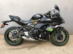 2019 Kawasaki Ninja 650L (LAMS) ABS Castle Hill The Hills District Preview