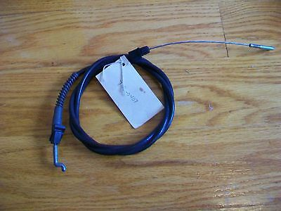 BSA OEM NOS 41-8564 C15 C15SS 250cc Clutch Cable Made In England NOS OEM 1964