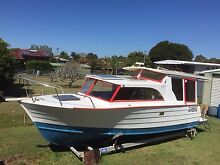 Bay Cruiser Full Cabin boat Redland Bay Redland Area Preview
