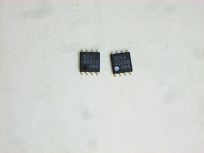 Njm2244m Original Jrc 8p Smd Ic 2 Pcs