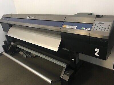 Roland Soljet Pro4 Xr-640 Wide Format Printer