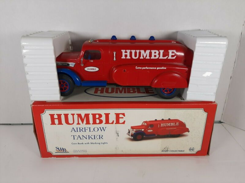HUMBLE GAS AND OIL PROMO AIRFLOW TANKER TRUCK