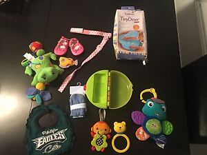 Assortment of Baby Items (prices in ad description)