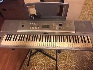 76 Key Yamaha Portable Grand