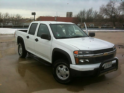 2006 chevrolet colorado crew cab 4x4 used chevrolet colorado for sale in chicago illinois. Black Bedroom Furniture Sets. Home Design Ideas