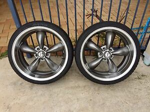 """Ford 20"""" wheels Woody Point Redcliffe Area Preview"""