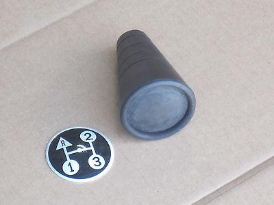 Transmission Shifter Knob W Insert For Ih International Trans 154 Cub Lo-boy