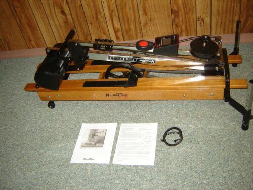 COMPLETLY REFURBISHED HEALTHY CHOICE NORDIC TRACK PRO SKI MACHINE W/MONITOR