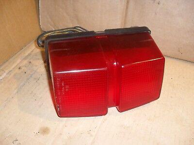 <em>YAMAHA</em> FZR1000 EXUP 3GM 89 91 PRE RU MODEL  REAR LIGHT ASSEMBLY