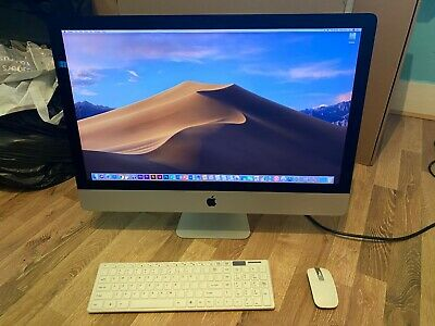 Apple iMac 5K 27inch 2015 3.2ghz QuadCore i5, 16gb, 1TB Fusion Drive - Excellent