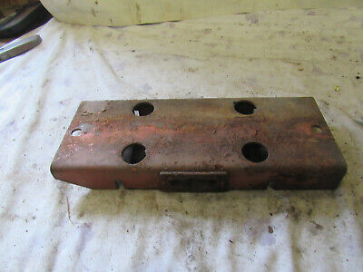 Allis Chalmers C Tractor Engine Motor Ac Radiator Bottom Mounting Brace Bracket