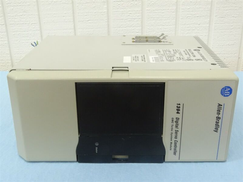 Allen-Bradley 1394-SJT05-T Servo Controller Ser.A F/W V3.9 380/460V 3Phase
