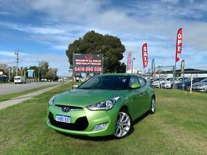 2013 HYUNDAI VELOSTER FS MY13 AUTOMATIC LOW KMS EXCELLENT CONDITION Kenwick Gosnells Area Preview