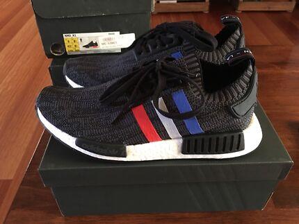 Adidas nmd pk primeknit US 9 black
