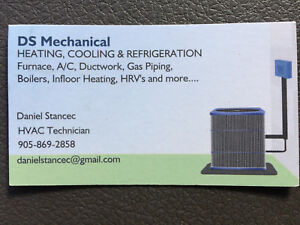 Heating, cooling ,and appliance repairs