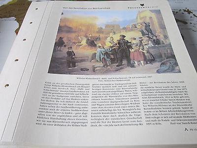Preußen Archiv 3 zur Reichseinheit 3360 Mahl und Schlachtsteuer 1847