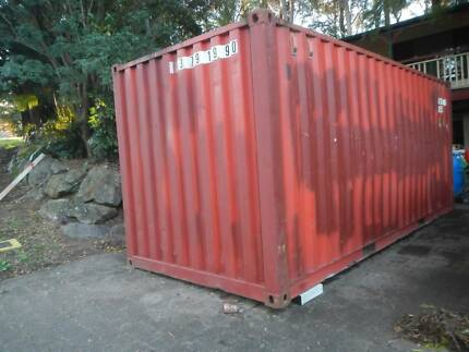 20ft SHIPPING CONTAINER GOOD CONDITION WATERTIGHT Buderim Maroochydore Area Preview