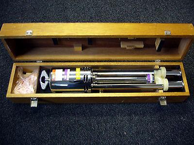Vintage Casella London - Clockwork aspirated hygrometer                 [1557]