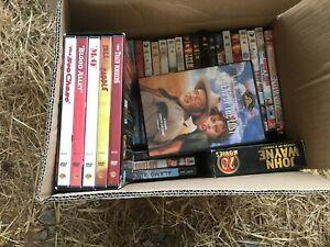 John Wayne Mega DVD lot